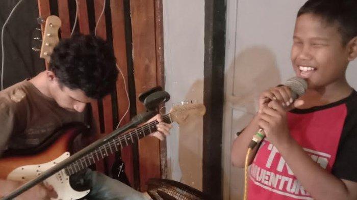 Miracle, Kelompok Musik Siswa SLB Aceh Tamiang Rutin Tampil di Isaku Niki, Begini Kisah mereka
