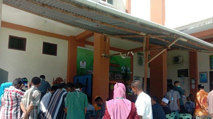 Pemkab Aceh Selatan Laksanakan Isbat Nikah Ratusan Pasangan Suami Istri