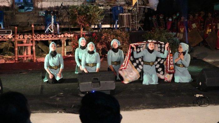 ISBI Aceh Tampil Memukau pada Dokan Art Festival #4 di Kabupaten Karo