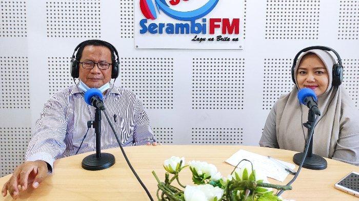 Isi Kajian Serambi Spiritual, Rektor Unmuha Aceh: Jangan Melihat Kepekaan Sosial dari Materi Saja