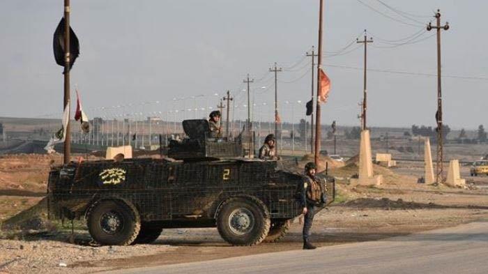 Jet Temput Turki Gempur Militan Kurdi di Irak, Jadi Serangan Pertama Seusai Februari 2021