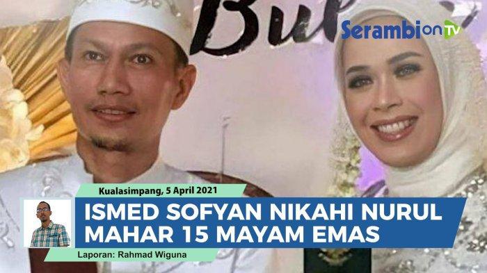 Ismed Sofyan Nikahi Gadis Aceh Tamiang, Fans Persija Jakarta Beri Ucapan Selamat