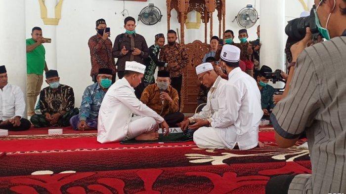 Lepaskan Status Duda, Pemain Persija Ismed Sofyan Persunting Gadis Aceh Tamiang
