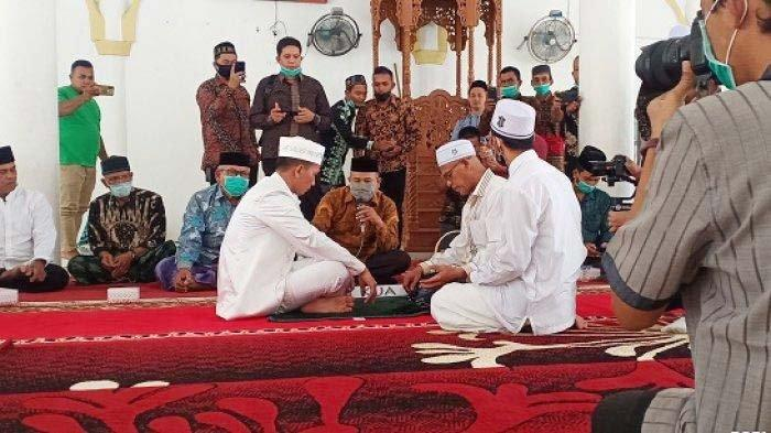 Ismed Sofyan Persunting Gadis Aceh Tamiang