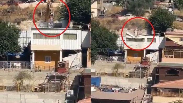 Israel Perintahkan Warga Palestina untuk Hancurkan Rumah Mereka Sendiri atau Akan Didenda