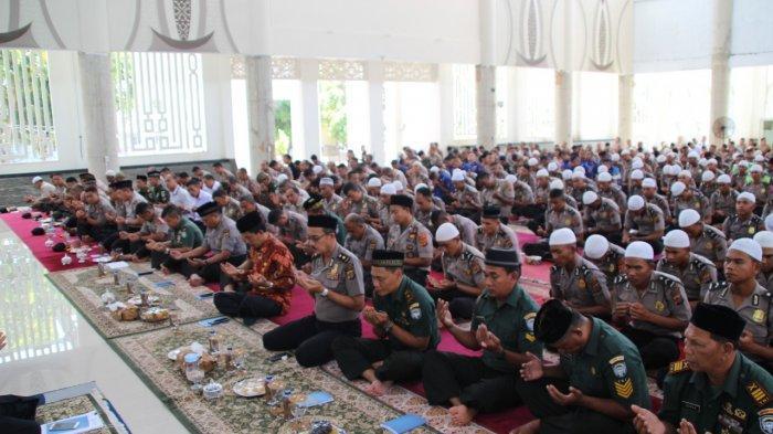 Polda Aceh Peringati Isra Mikraj, Hadirkan Penceramah Ustaz Masrul Aidi