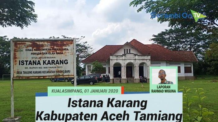 Pertamina Serahkan Pengelolaan Istana Karang ke Pemkab Aceh Tamiang