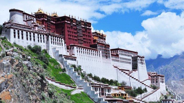 Warga Tibet China Suguhkan Makanan Dimasak Pakai Kotoran Sapi untuk Tamu, Lambang Kekayaan