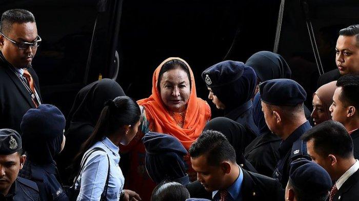Rosmah Mansor Istri Najib Razak Didakwa Terkait Kasus Pencucian Uang