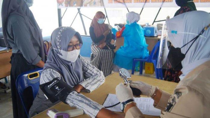 Persit KCK Kodim Bener Meriah Jalani Vaksinasi Tahap Kedua