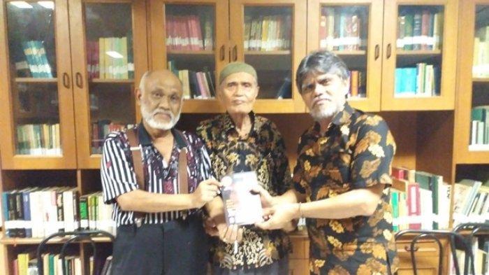Iwan Gayo Terbitkan Buku Pintar