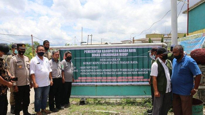Setelah Sempat Dibekukan, Izin Lingkungan Pabrik Sawit SNRW Dibuka kembali di Nagan Raya