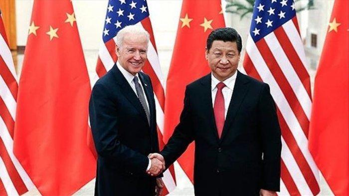 Entah Serius, AS-China Berdamai, Biden-Jinping Bicara 90 Menit via Telepon, Sepakat Hindari Konflik