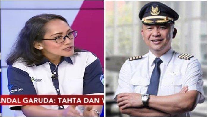 Pramugari Garuda Indonesia Benarkan Skandal 'Wanita Simpanan' Ari Askhara: Pernah Bermasalah