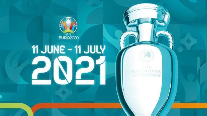 Jadwal Lengkap Live Streaming Euro 2020 Usai Ditunda Akibat Pandemi, Turki vs Italia Jadi Pembuka