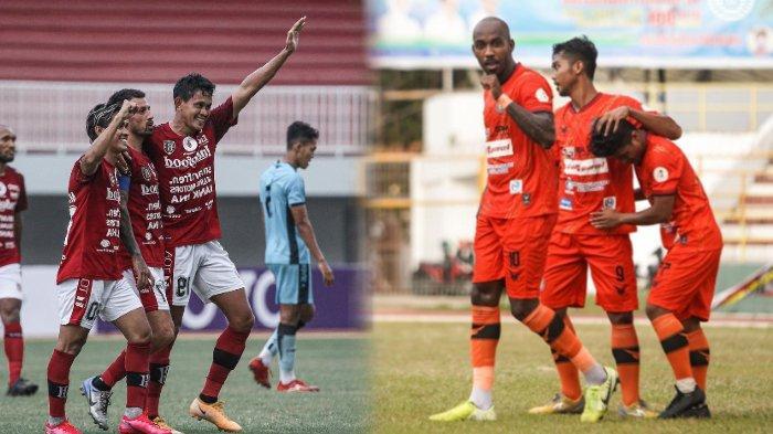 Jadwal Liga 1 2021 - Bali United Ungkap Rasa Syukur, Persiraja Banda Aceh Terbang Hari Jumat