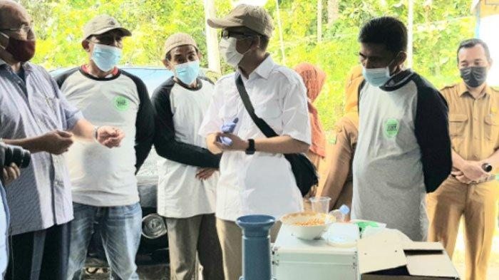 Pengusaha NTB Ajari Petani Aceh Besar Tanam Jagung Berkualitas Rendah Aflatoxin