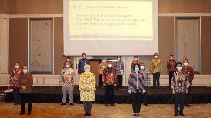 BPJamsostek Langsa Siap Jalankan 5 Program Prioritas, Untuk Perlindungan Sosial Pekerja