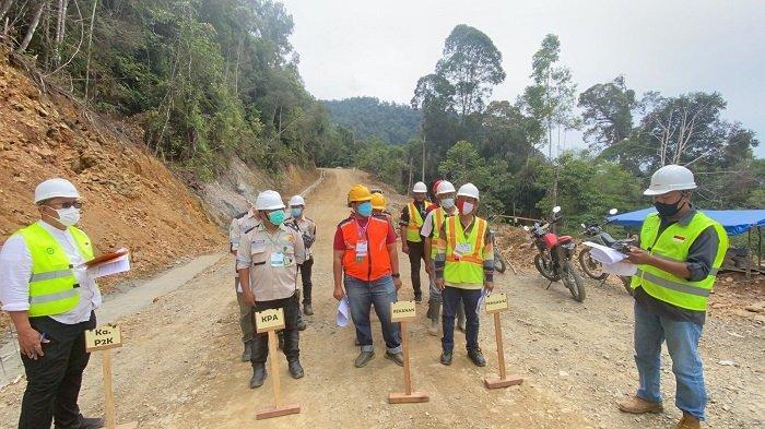 Jalan Babahrot Abdya - Batas Gayo Lues Target Rampung Akhir Desember Ini, Pengaspalan 28,33 Km Lagi