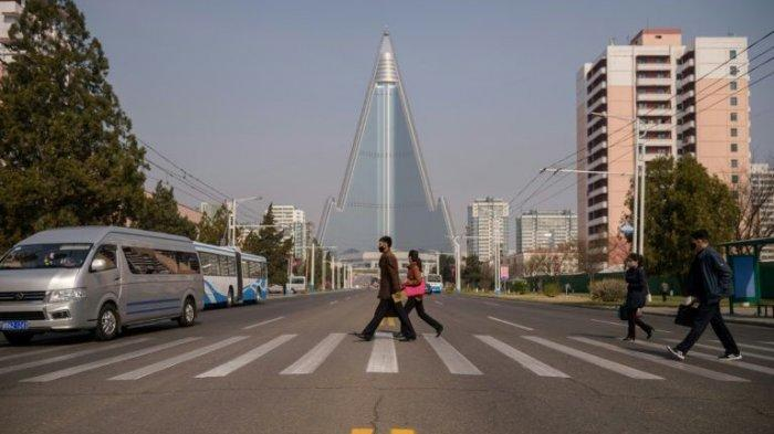 Banyak Negara di Dunia Mengalami Resesi, Ekonomi Korea Utara Malah Tumbuh Positif