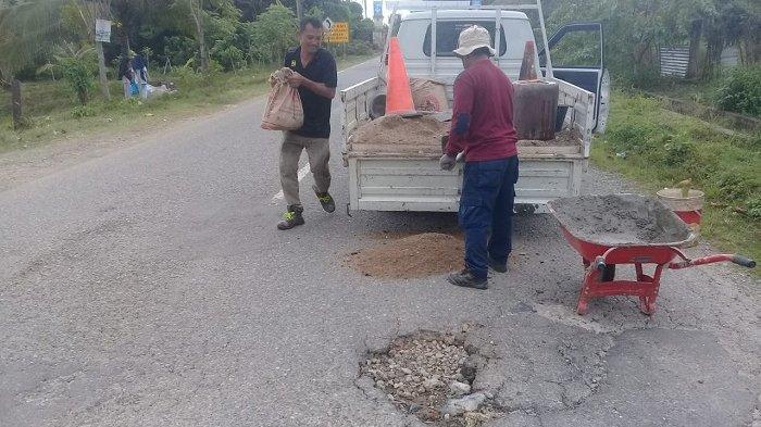 PUPR Abdya Usulkan Rp 100 miliar untuk Jalan Dua Jalur