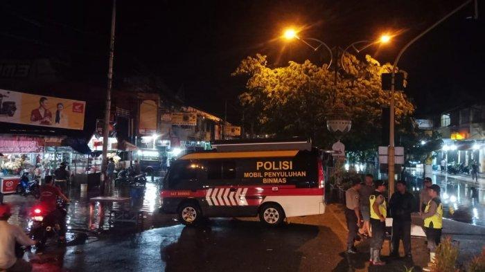Jalan Nasional di Aceh Barat Ditutup Akibat Banjir, Arus Lalulintas Dialihkan, Tinggi Air 20-40 Cm