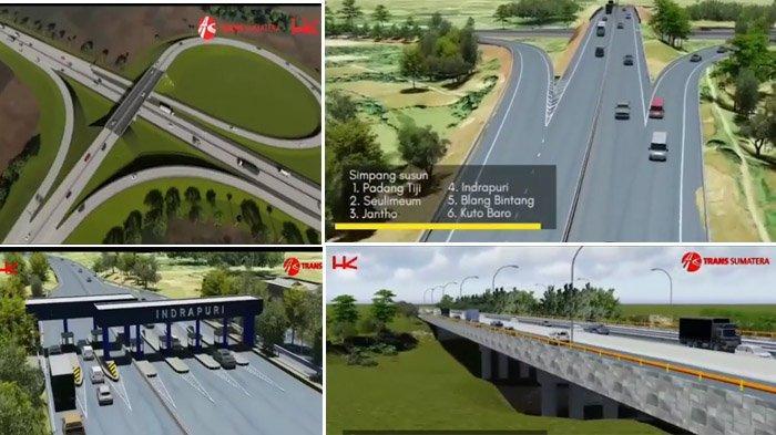 Proyek Jalan Tol Sigli Banda Aceh Dimulai Yuk Lihat Begini Rute Dan Penampakannya Secara Visual Serambi Indonesia