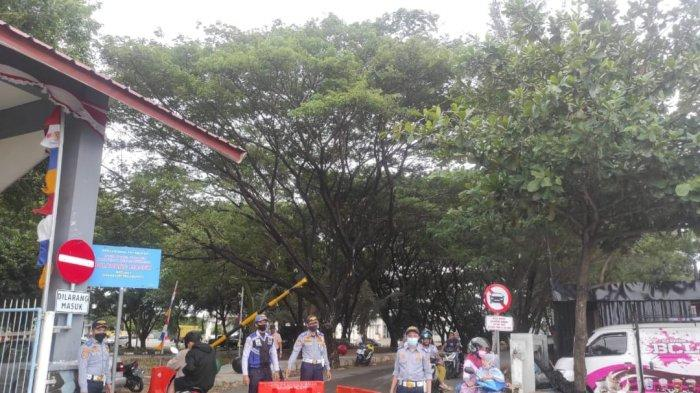 Pada Jam Ini, Mobil dari Arah Ulee Lheue Dilarang Melewati Portal Pelabuhan Menuju Gampong Jawa