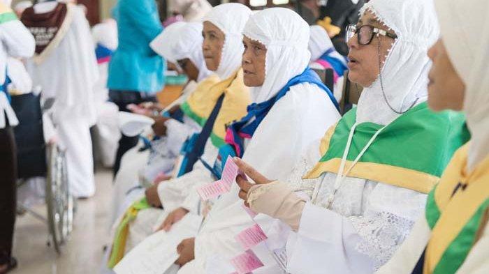 Ini 12 Kloter Haji Aceh yang Sudah Dibentuk, Kloter 1 Masuk Asrama Pada 23 Juli 2019