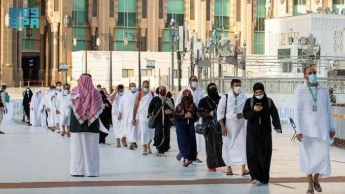 Jamaah Haji Mulai Meninggalkan Mekkah, Makanan Dikeluhkan, Perusahaan Akan Diberi Sanksi Berat