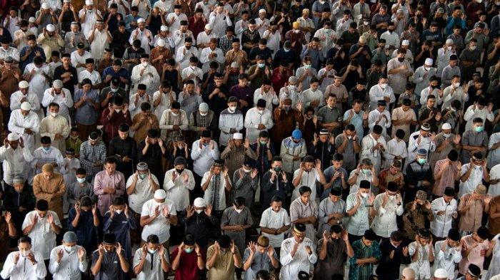 Khutbah Idul Adha di Islamic Center Lhokseumawe: Bekal Membangun Peradaban Islam