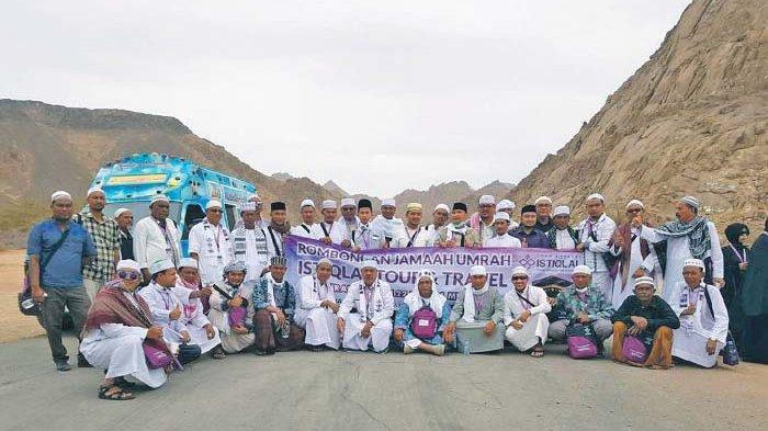 Sejumlah Ulama Aceh Sambut Ramadhan di Tanah Suci