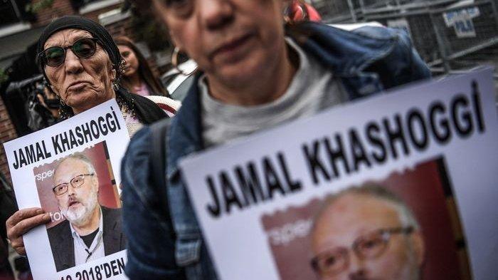 Kasus Pembunuhan Jamal Khashoggi, Ini Transkrip Rekaman Mengerikan Pembantaian Jurnalis Arab Saudi