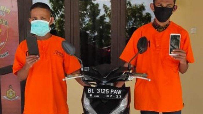 Parah! Baru 4 Hari Keluar Penjara, Dua Remaja Pidie Kembali Ditangkap Polisi, Tersandung Kasus Ini