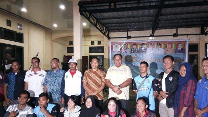 Bupati Aceh Singkil Jamu Makan Malam Atlet PORA