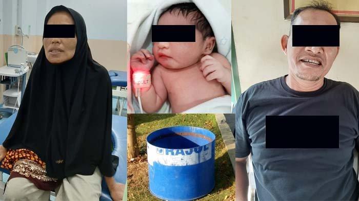 Janda Taruh Bayi Dalam Tong Sampah di Banda Aceh, Ternyata Hasil Hubungan Gelap, Ini Kronologinya