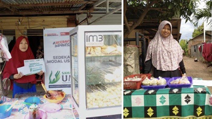 ACT Aceh Lanjutkan Penyaluran Sedekah Sahabat UMI untuk Usaha Kecil Terimbas Covid-19