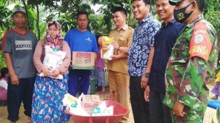 Bantuan Mengalir untuk Janda yang Rumahnya Tertimpa Pohon, Semen Hingga Tempat Tinggal Sementara