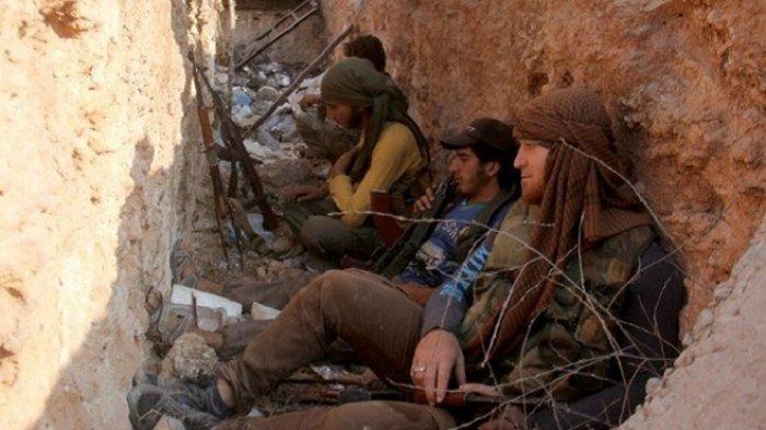 Media Inggris Tuduh Qatar Bantu Jutaan Dolar ke Jaringan Al-Qaeda di Suriah