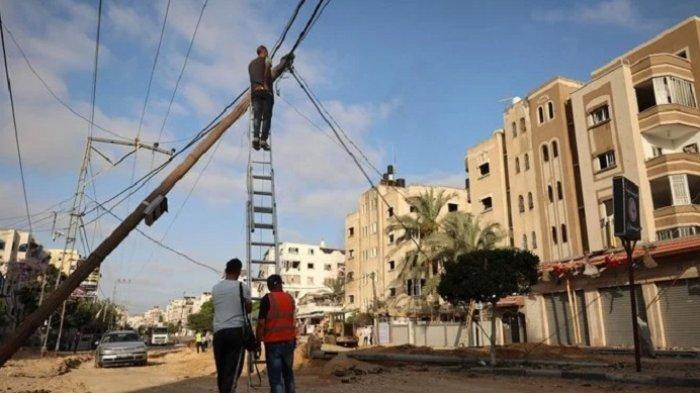 Filipina Tunda Keberangkatan Pekerja ke Israel, Dua Warga Thailand Tewas Terkena Roket Hamas