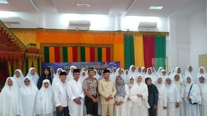 392 Jamaah Haji Banda Aceh-Aceh Besar Bertolak ke Saudi