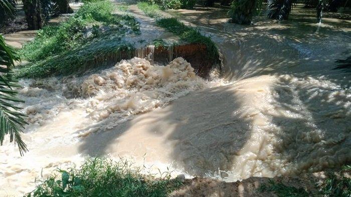 Banjir di Aceh Tamiang Meluas, Semakin Banyak Tanggul yang Rusak
