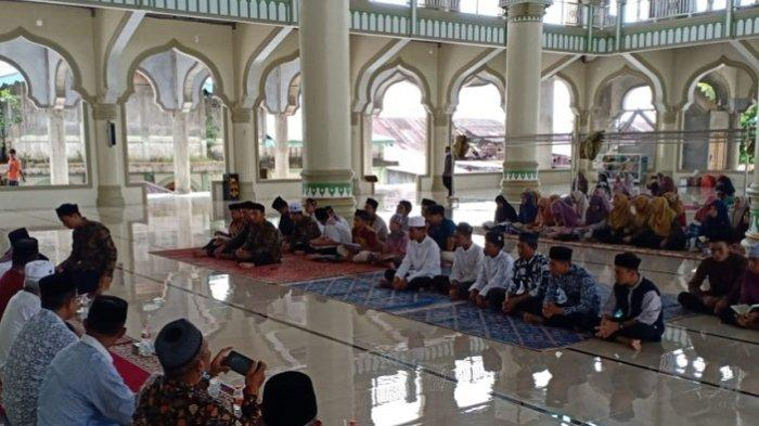 Jelang MTQ ke-35 Aceh Singkil,Kontingen Kecamatan Singkil Gelar Seleksi Tilawatil Quran