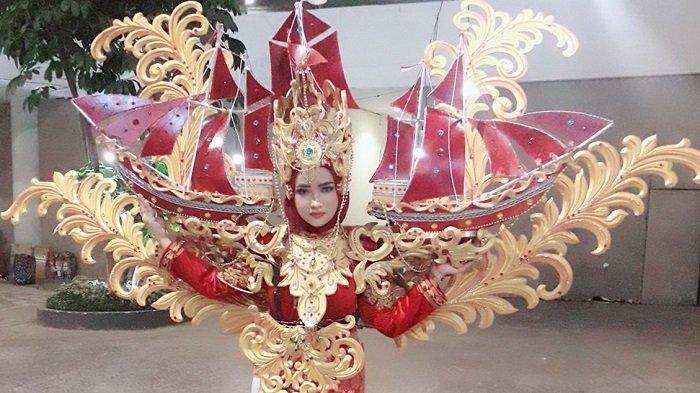 Jelang Malam Final, Putri Kebudayaan Aceh Mengaku Deg-degan