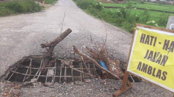 Jembatan Box Culvert di Desa Badak Jebol, Jalur Alternatif Menuju RSUD Muhammad Ali Kasim Gayo Lues