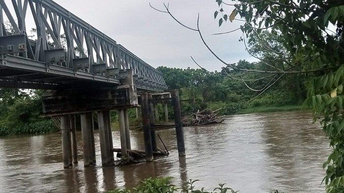 Dibangun Sejak 2014, Jembatan Ranto Panyang Terbengkalai