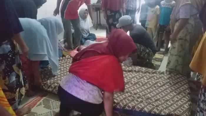 Kakak Adik Meninggal Tenggelam Anak Pasangan Muda, Hanya 2 Saudara, Ibu di Banda Aceh, Tangis Pecah