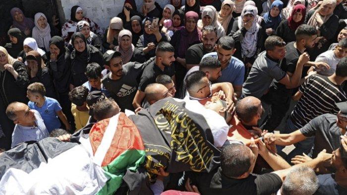 Dua Tentara Israel Terluka Parah dan Lima Pejuang Hamas Tewas Dalam Bentrokan di Tepi Barat
