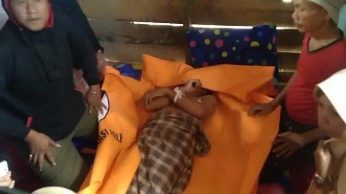 Udin Pukul Abang Kandung dengan Balok hingga Tewas, Tak Terima Sang Ibu Diperlakukan Kasar