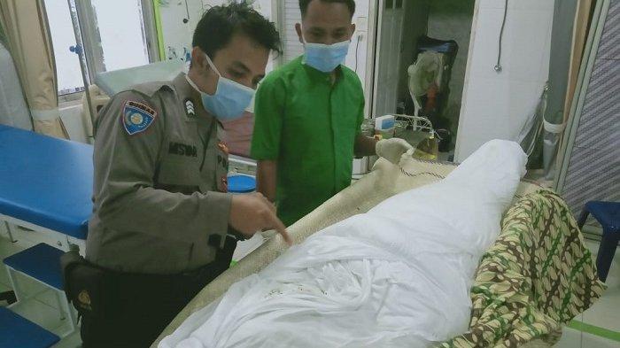 Polisi Baru Izinkan Jenazah Wanita asal Palembang Ditemukan Tergantung Dikebumikan Setelah Divisum